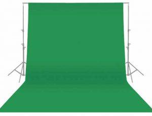 Virtual Classroom - green screen