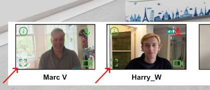 Virtual Classroom - Student to main screen