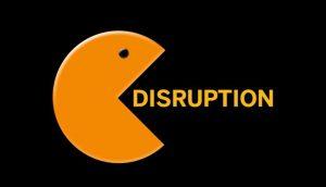 Disrupting the online training market