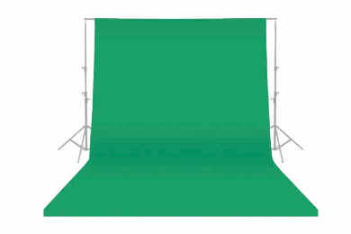 Virtual Classroom - Green Screen
