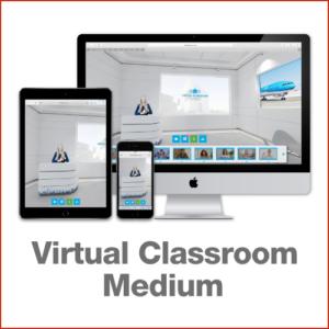 Virtual Classroom - Medium Subscription