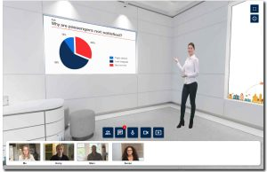 3D Virtual Classroom I