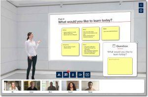 3D Virtual Classroom