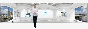 VR-Spaces - 3D Virtual Classroom